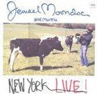 JEMEEL MOONDOC New York Live ! album cover