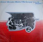 JEMEEL MOONDOC The Intrepid Live in Poland album cover