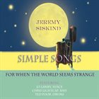 JEREMY SISKIND Simple Songs album cover