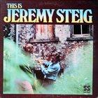 JEREMY STEIG This Is Jeremy Steig album cover