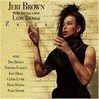 JERI BROWN Zaius album cover