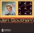 JERI SOUTHERN Southern Hospitality & Jeri Gently Jumps album cover