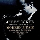 JERRY COKER Composes-Arranges-Plays Modern Music album cover