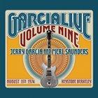 JERRY GARCIA Jerry Garcia & Merl Saunders : GarciaLive Volume Nine, August 11th 1974, Keystone Berkeley album cover
