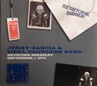 JERRY GARCIA Jerry Garcia & Merl Saunders Band : Pure Jerry - Keystone, Berkeley, September 1, 1974 album cover