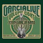 JERRY GARCIA Jerry Garcia Band : GarciaLive Volume Eight: 11/23/91 Bradley Center album cover