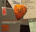 JERRY GARCIA Jerry Garcia Band : Pure Jerry - Coliseum, Hampton, VA, November 9, 1991 album cover