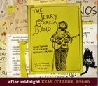 JERRY GARCIA The Jerry Garcia Band : After Midnight - Kean College, 2/28/80 album cover