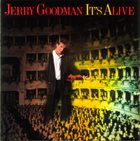 JERRY GOODMAN It's Alive album cover