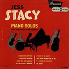 JESS STACY Piano Solos With Rhythm Accompaniment album cover