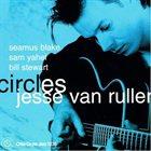 JESSE VAN RULLER Circles album cover