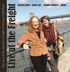 JESSICA JONES Live At Freight (with Connie Crothers) album cover