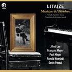 JIHYE LEE Litaize: Musique de chambre album cover