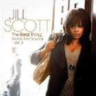 JILL SCOTT The Real Thing: Words and Sounds, Volume 3 album cover