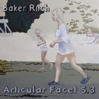 JIM BAKER Jim Baker & Sarah Ritch : Articular Facet 5.3 album cover