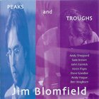 JIM BLOMFIELD Peaks And Troughs album cover