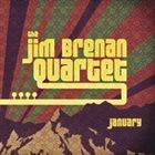 JIM BRENAN Jim Brenan Quartet : January album cover