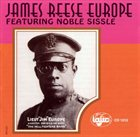 JIM EUROPE Featuring Noble Sissle album cover
