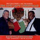 JIM GALLOWAY Jim and Jay's Christmas album cover