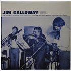 JIM GALLOWAY Jim Galloway / The Metro Stompers album cover