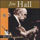 JIM HALL Ballad Essentials album cover