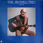 JIM HALL The Jim Hall Trio : Circles album cover