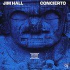 JIM HALL Concierto Album Cover