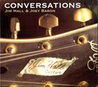 JIM HALL Conversations (with Joey Baron) album cover