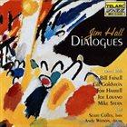 JIM HALL Dialogues album cover