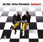 JIM HALL Duologues (with Enrico Pieranunzi) album cover