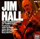 JIM HALL Live At Town Hall, Vol. 2 album cover
