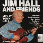 JIM HALL Live at Town Hall, Volume One album cover