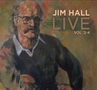 JIM HALL Live! Vol. 2-4 album cover