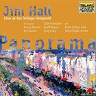 JIM HALL Panorama: Live at the Village Vanguard album cover