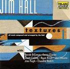 JIM HALL Textures album cover