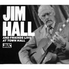 JIM HALL Live At Town Hall, Vols. 1 & 2 album cover