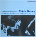 JIM MCNEELY Jim McNeely Quintet ‎: Rain's Dance album cover