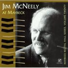 JIM MCNEELY Live at the Maybeck Recital Hall Series vol.20 album cover