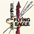 JIM PEPPER Flying Eagle Live At New Morning, Paris album cover