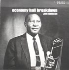 JIM ROBINSON Economy Hall Breakdown album cover