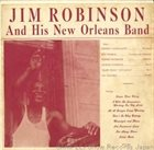 JIM ROBINSON Jim Robinson And His New Orleans Band album cover