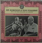 JIM ROBINSON Jim Robinson & Tony Fougerat With The New Orleans Joymakers album cover
