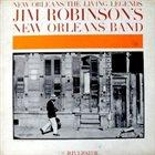 JIM ROBINSON Jim Robinson's New Orleans Band album cover