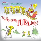 JIM SELF Tis the Season Tuba Jolly album cover