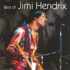JIMI HENDRIX Best of Jimi Hendrix album cover