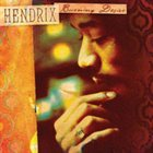 JIMI HENDRIX Burning Desire album cover
