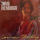 JIMI HENDRIX Cosmic Feeling album cover
