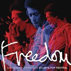 JIMI HENDRIX Freedom-Atlanta Pop Festival album cover