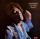 JIMI HENDRIX Hendrix in the West album cover