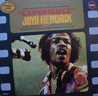 JIMI HENDRIX Original Sound Track 'Experience' album cover